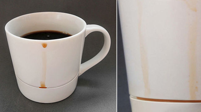 01-Mug that catches any drips