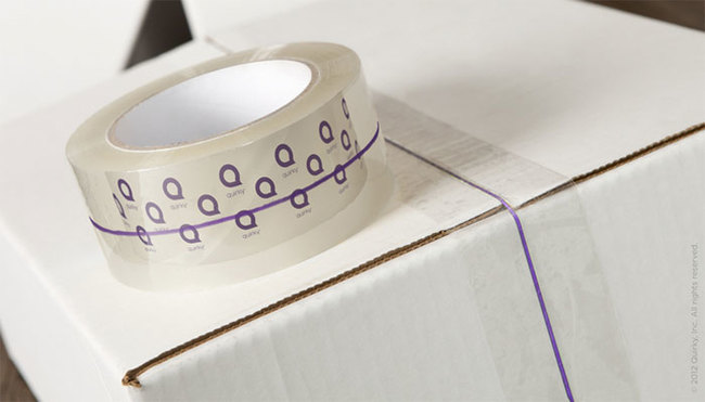 01-Packing tape that is easy to open