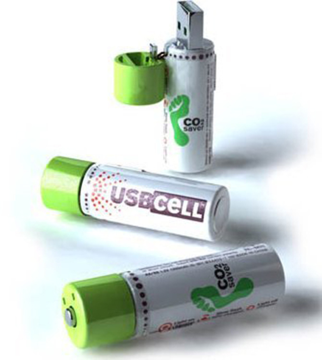 01-USB rechargeable batteries
